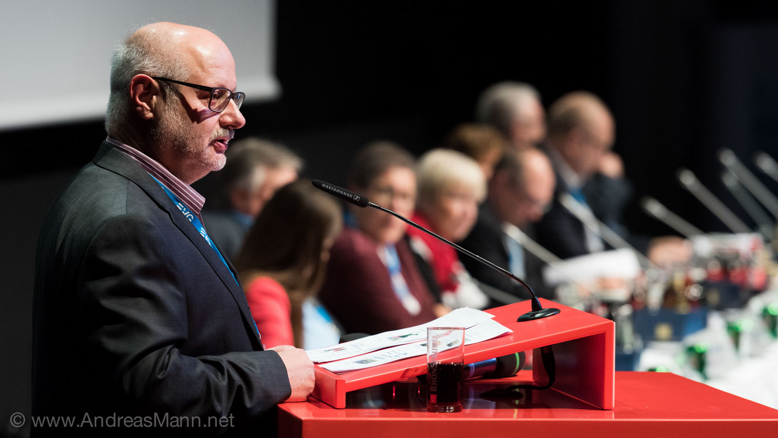 Eröffungsrede des Vorsitzenden Alexander Kirchner auf dem Kleinen Gewerkschaftstag der EVG