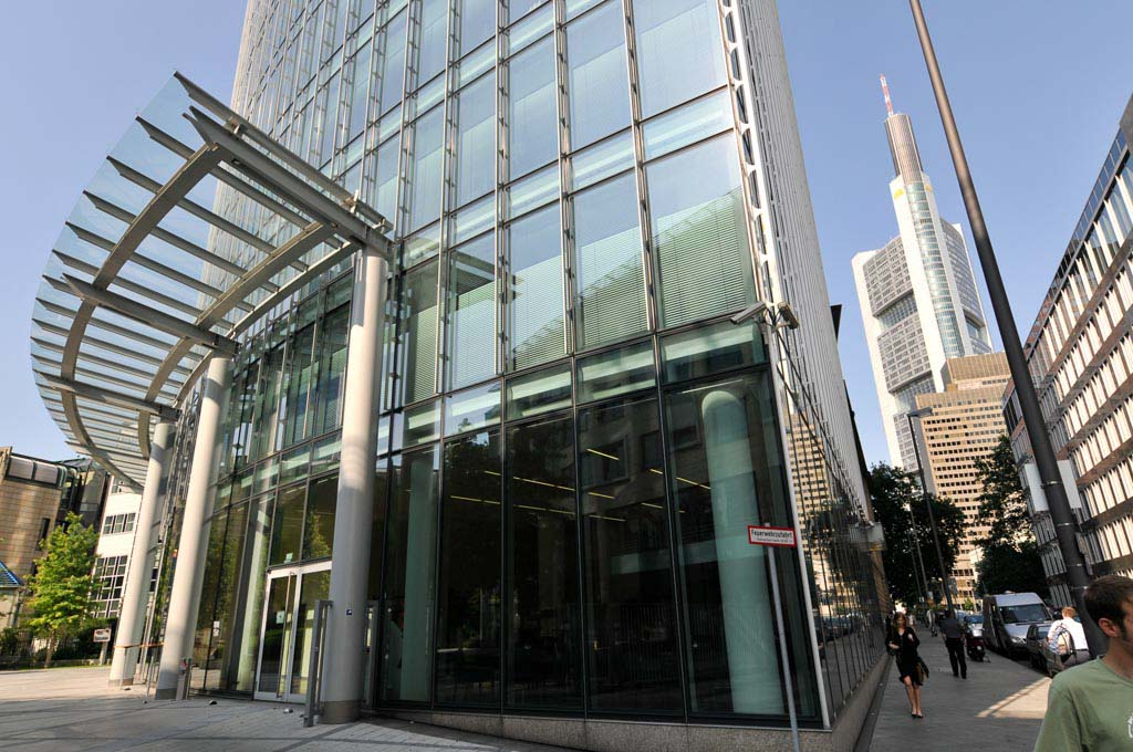 Architekturfoto Frankfurt am Main