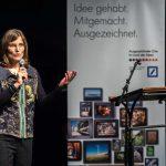 """Preisverleihung """"Ausgezeichnete Orte im Land der Ideen"""" 2014/15. Fotoreportage im Theater Altes Hallenbad in Friedberg / Wetterau."""