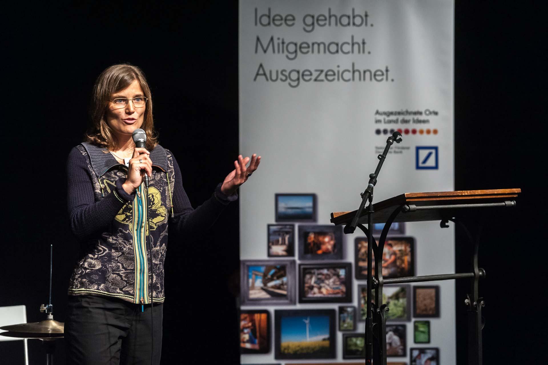 """Preisverleihung """"Ausgezeichnete Orte im Land der Ideen"""" 2014"""