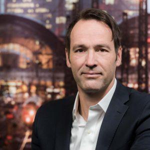 Interview-Fotografie für die ETR bei Univ.-Prof. Dr.-Ing. Andreas Oetting, Fachgebiet Bahnsysteme und Bahntechnik an der FU Darmstadt