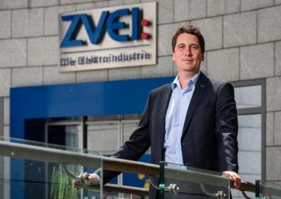 Olaf Zinne, ZVEI – (Zentralverband Elektrotechnik- und Elektronikindustrie e.V.)